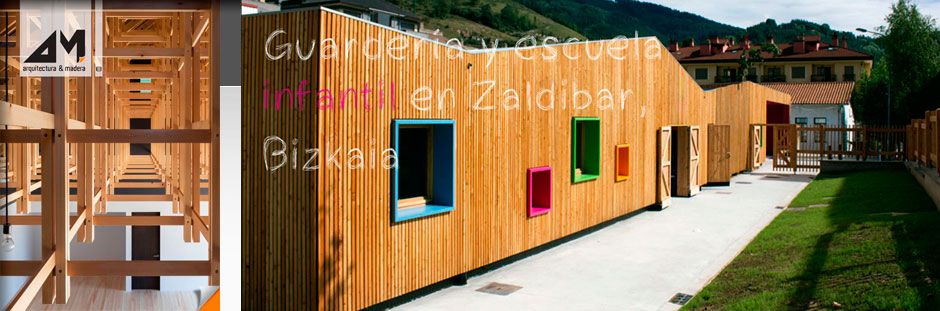 ARQUITECTURA Y MADERA Nº8