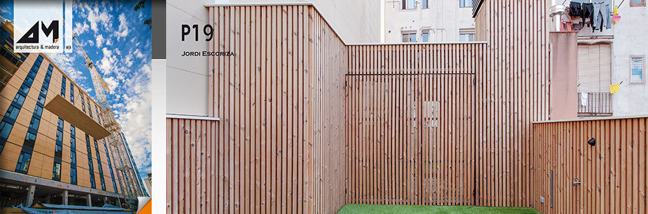 Arquitectura y Madera Nº18